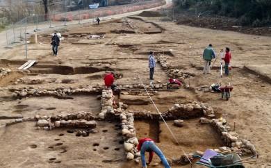 Excavacions Sant Pau Riu-sec