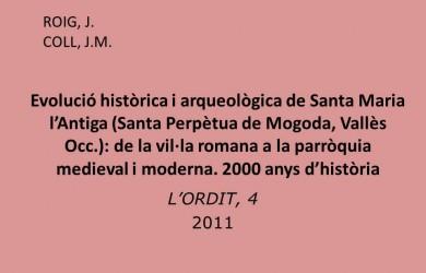 Santa Maria l'Antiga - Santiga