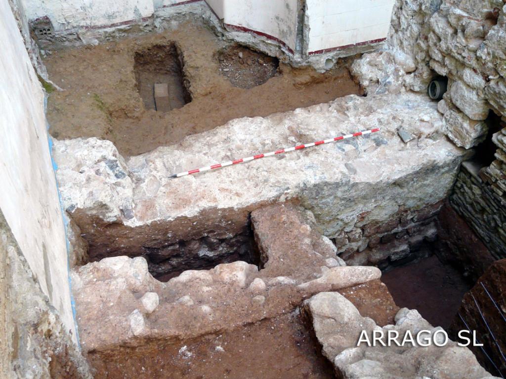 Bestorre baix medieval (s. XIV) de Sabadell
