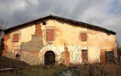 Masia de Can Marcet (Sant Cugat del Vallès).